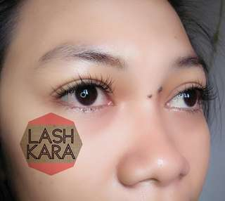 LashKara Eyelash Extension Service