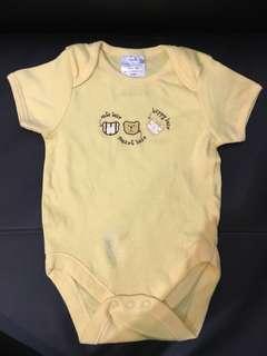 6-9M bodysuit嬰兒夾衣