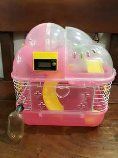 Hamster playpen cage
