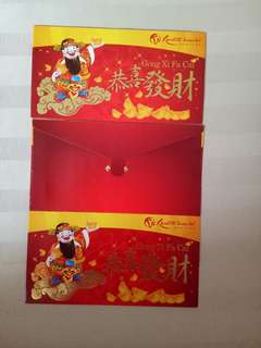 Resorts World Genting Red Packets  (8 nos)