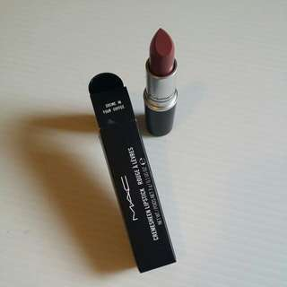 Mac Lipstick creme In Your Coffee - Brand New