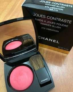 CHANEL Joues Contraste Powder Blush (270 Vibration)