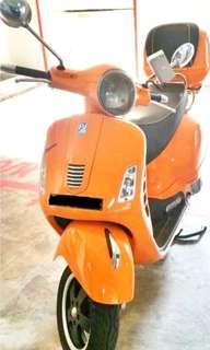 Vespa Gts300 Super