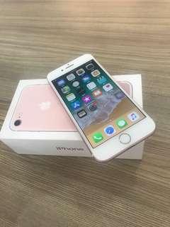 Iphone7 128GB Rose gold