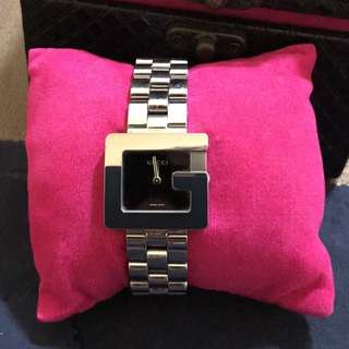 💯% Authentic Gucci Stainless Steel Watch