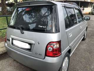 Perodua Kancil EX850 for sale