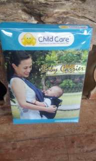 Preloved Child Care Baby Carrier