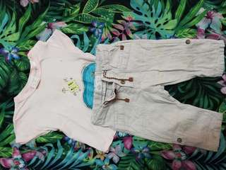 Zara baby set