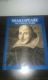 Shakespeare (The Complete Works)