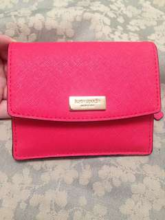 Kate Spade Small Card & Coin Holder