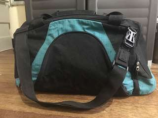 Multi compartment Gym/Traveling Bag with Sling