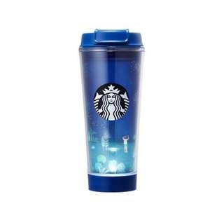 韓國Starbucks-夏天系LED隨行杯