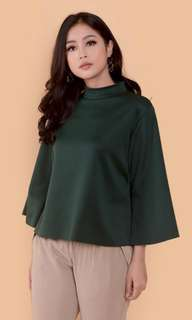 Mock Blouse (avail 4 color)