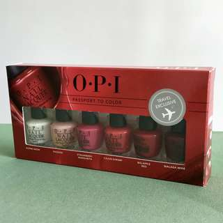 BN OPI Nail Polish Travel Exclusive