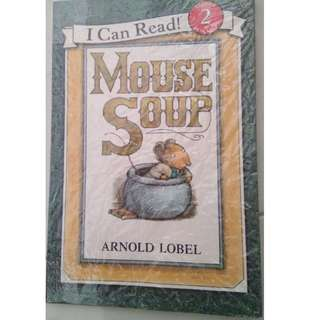 I can read-mouse soup