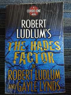 The Hades Factor by Robert Ludlum