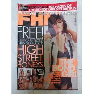 Old FHM Magazine