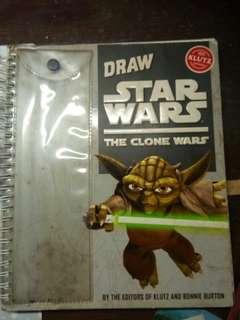 Draw! Star Wars Clone Wars