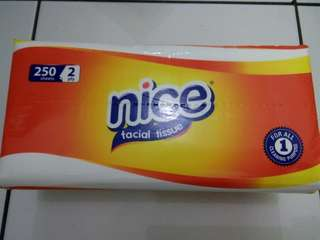 Tissue Nice 250 sheets