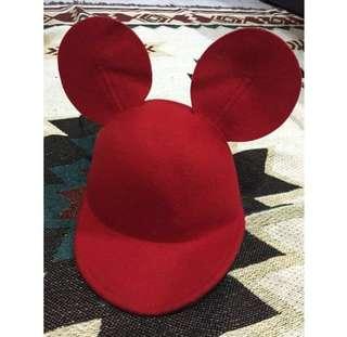 米老鼠大耳朵造型帽帽