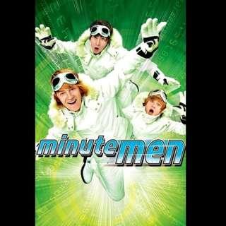[Rent-A-Movie] MINUTEMEN (2008)