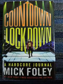 Countdown to Lockdown by Mick Folley