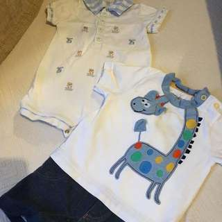 Baju Baby Boy Romper from UK 3-6m from UK