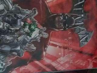 Batman: Arkham City comic