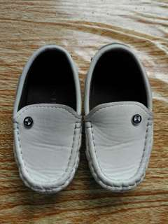 White Loafers for 1 y/o (Boys)