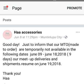 MTO-MEET UP-SHIPMENT