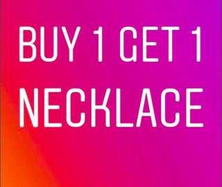 Under 50k Buy 1 Get 1 Semua Kalung!!!