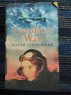 Teusday's War by David Fiddimore