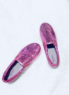 Arizona Glitter slip ons (For Young Adults)