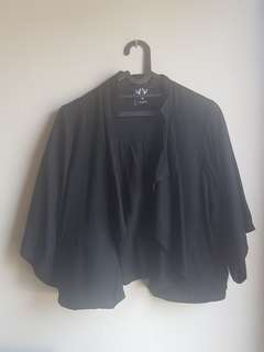 Black Outer Free size