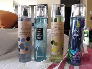 Bath & Body Works Body Spray