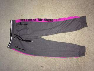 Fitness track pants