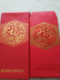Red Packet Credit Agricole