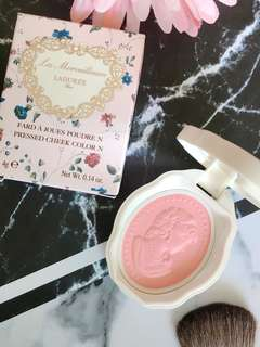 Les Merveilleuses Laduree Pressed Cheek Colour 宮廷浮雕胭脂 N-02