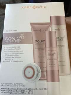 Clarisonic sonic radiance brightening solution