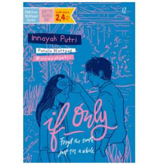 Ebook If Only - Innayah Putri