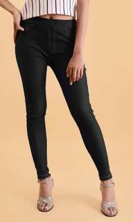 Denim Skinny Pants (avail 2 color)
