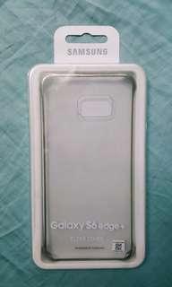 Samsung Galaxy S6 edge+ Clear Cover