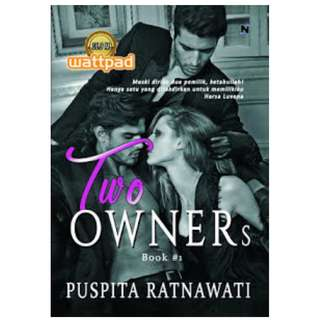 Ebook Two Owners - Puspita Ratnawati