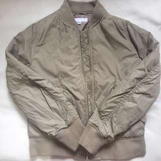 Uniqlo Jacket (Beige)
