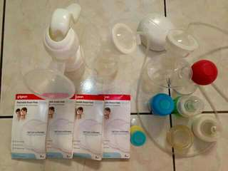 ELECTRIC BREAST PUMP FOR SALE! TAKE ALL!