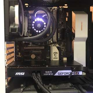 I5 6600k gaming pc