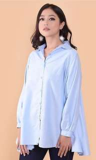 Longsleeve Blouse (avail in 4 color)