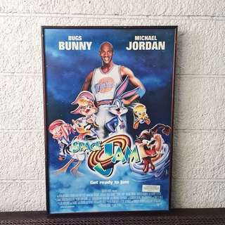 Space Jam poster for sale