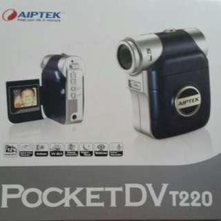 Aiptek PocketDV T220 Camcorder