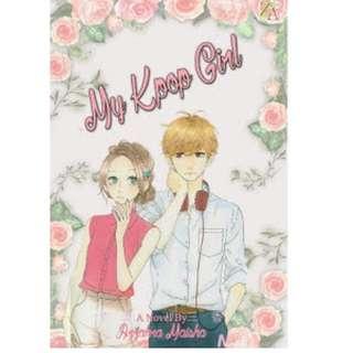 Ebook My Kpop Girl - Azzahra Maisha